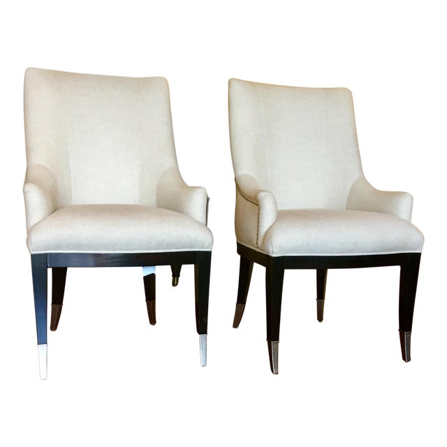 Caracole a La Carte Chairs - A Pair - Image 1 of 8