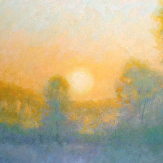 Robert Longley Rob Longley, Summer Sunrise, 2017 For Sale - Image 4 of 7
