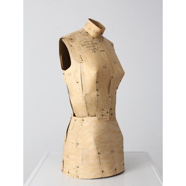 Mid-Century Adjust-O-Matic Dress Form For Sale - Image 6 of 12