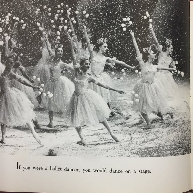 1979 If You Were a Ballet Dancer Book For Sale - Image 5 of 9