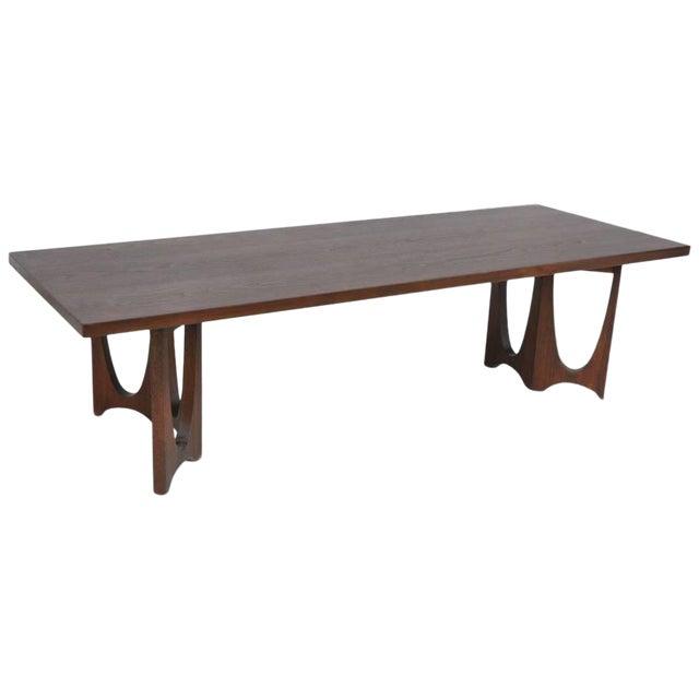 Peachy Vintage Midcentury Broyhill Brasilia Coffee Table Uwap Interior Chair Design Uwaporg