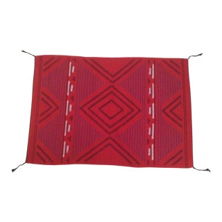 "Third Phase Chiefs Blanket -- 2'3"" x 3'4"" For Sale"