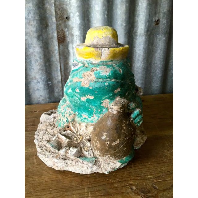 Vintage Concrete Frog - Image 5 of 8