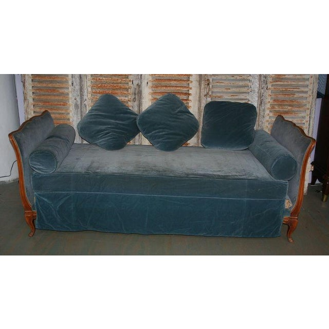 French Louis XV Style Daybed - Image 3 of 9
