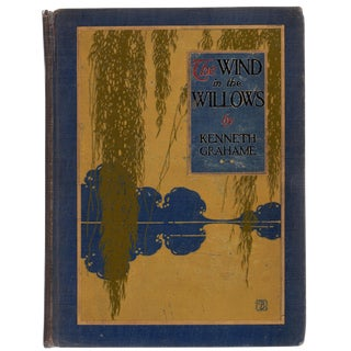 """1916 """"The Wind in the Willows"""" Collectible Book For Sale"""