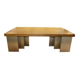 Contemporary Vanguard Steps Cocktail or Coffee Table For Sale