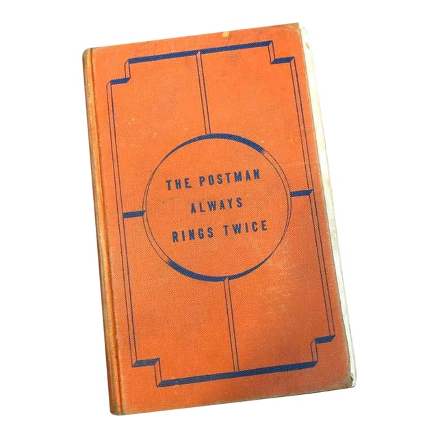 The Postman Always Rings Twice Vintage Book For Sale