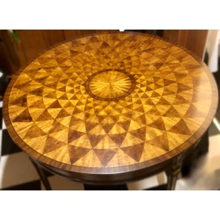 Traditional Maitland - Smith Drum Occasional Table Preview