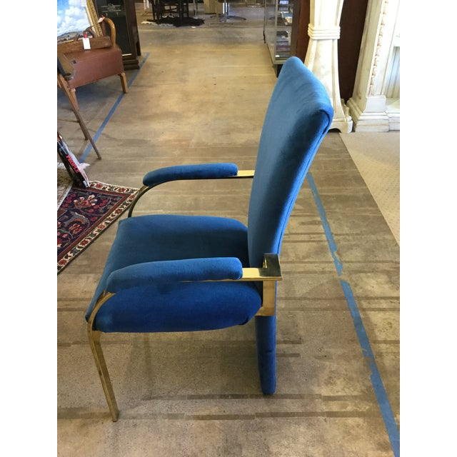 Modern Thayer Coggin Mid-Century Modern Chairs - Set of 6 For Sale - Image 3 of 4