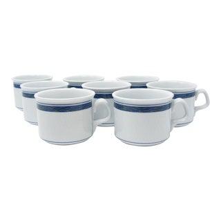Vintage Dansk New Scandia Cups - Set of 8 For Sale