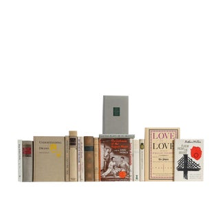 The Theater & Its Plays - Set of Seventeen Decorative Books