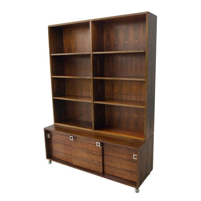Brown Bodil Kjaer Mid-Century Rosewood Sideboard For Sale - Image 8 of 11