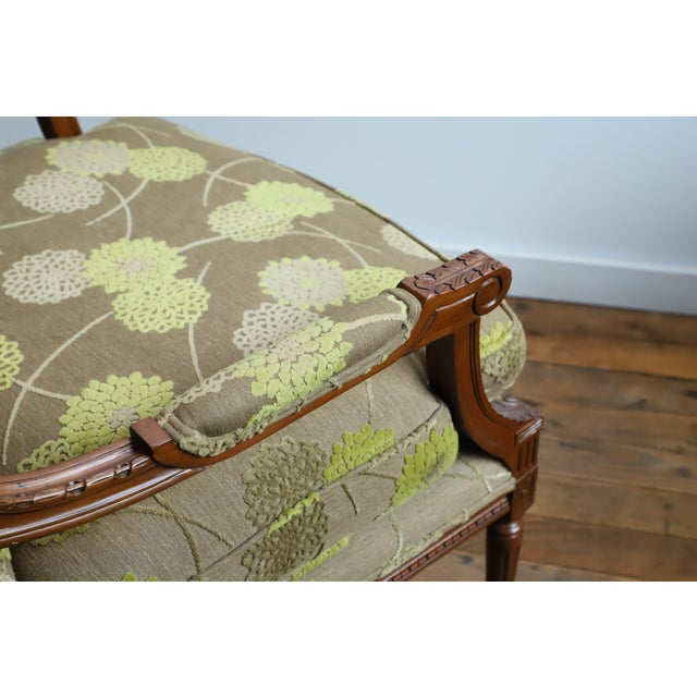 Edward Ferrell Fauteuil From Waldorf Astoria New York For Sale In Raleigh - Image 6 of 11