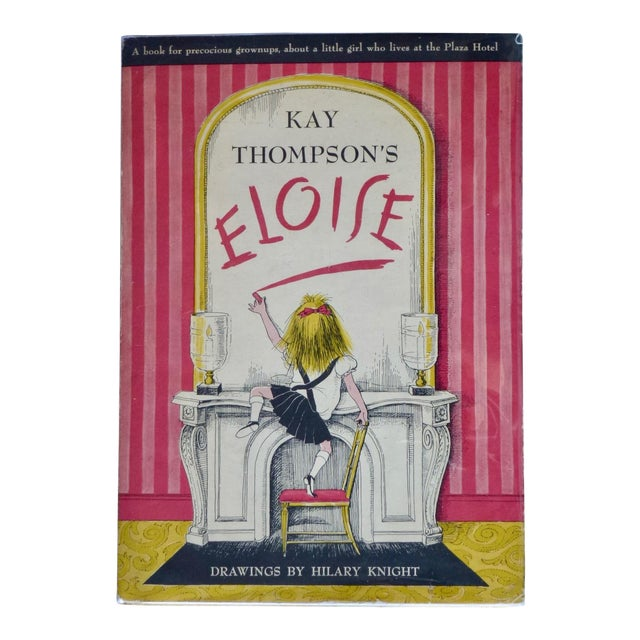 1955 Kay Thompson's 'Eloise', True First Printing For Sale