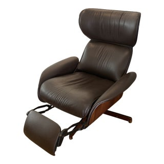 """1960s Vintage George Mulhauser for Plycraft """"Mr. Chair"""" Lounge Chair For Sale"""