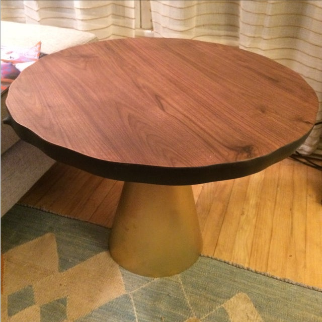 Organic Modernism Side Table - Image 2 of 4