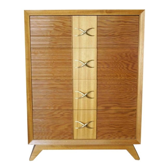 Paul Frankl Four-Drawer Dresser for Brown Saltman - Image 1 of 8
