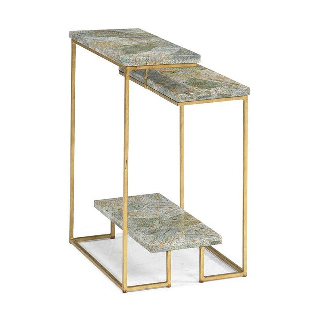 Kenneth Ludwig Chicago Kenneth Ludwig Chicago Griffin Side Table For Sale - Image 4 of 4
