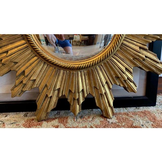 Louis XIV Sunburst Mirror For Sale - Image 4 of 8