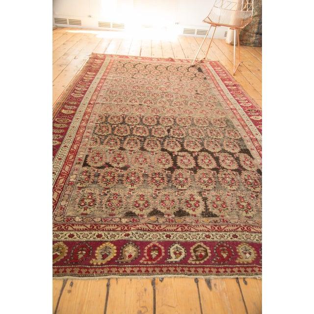 """Antique Karabagh Carpet - 5'2"""" x 9'4"""" For Sale - Image 9 of 11"""