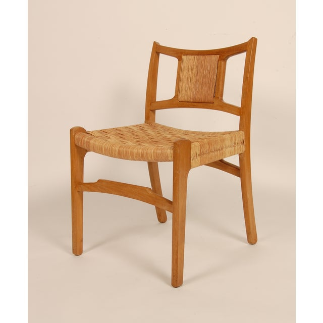 Mid-Century Modern Edmond Spence Side Chair for Industria Mueblera For Sale - Image 3 of 8