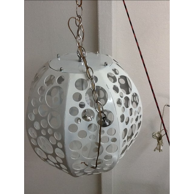 Contemporary Pendant Ceiling Light For Sale - Image 3 of 7