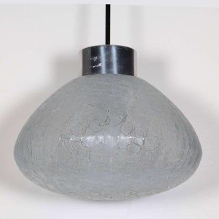 Textured Glass Pendant Fixture, Germany Preview