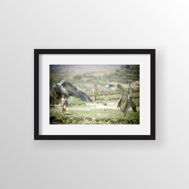 "John Boone ""Laundry Games"" Framed Print - Image 2 of 3"