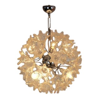 Venini Murano Glass Chandelier for VeArt