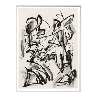 "Phillip Kleeman ""Mingus (1961)"" Unframed Print For Sale"