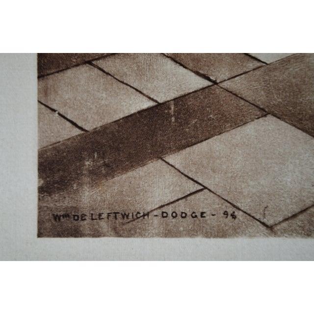 """""""Norma Act II Scene X"""" William De Leftwich Dodge Photogravure - Image 6 of 7"""