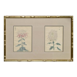 Japanese Woodcuts by Gessai Gabimaru