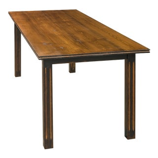Modern Sarreid LTD European Dining Table For Sale