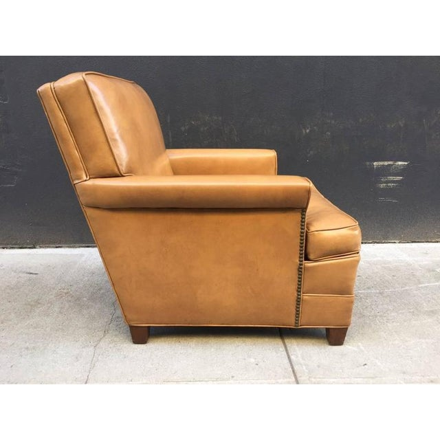 Art Deco Paul Frankl Style Lounge Chairs For Sale - Image 3 of 5
