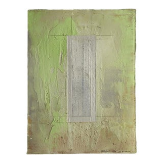 """""""The Way Out #10"""" Original Mixed Media on Paper by Matthew Bamugardner For Sale"""