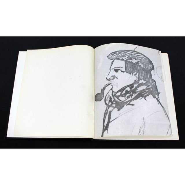 1970s Mid-Century Modern Picasso Art Book by Keith Sutton, 1962 For Sale - Image 5 of 8