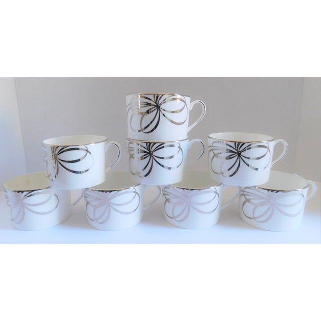40 Piece Set - Kate Spade Lenox Belle Boulevard Porcelain Dinnerware -Service for 8 For Sale - Image 11 of 13