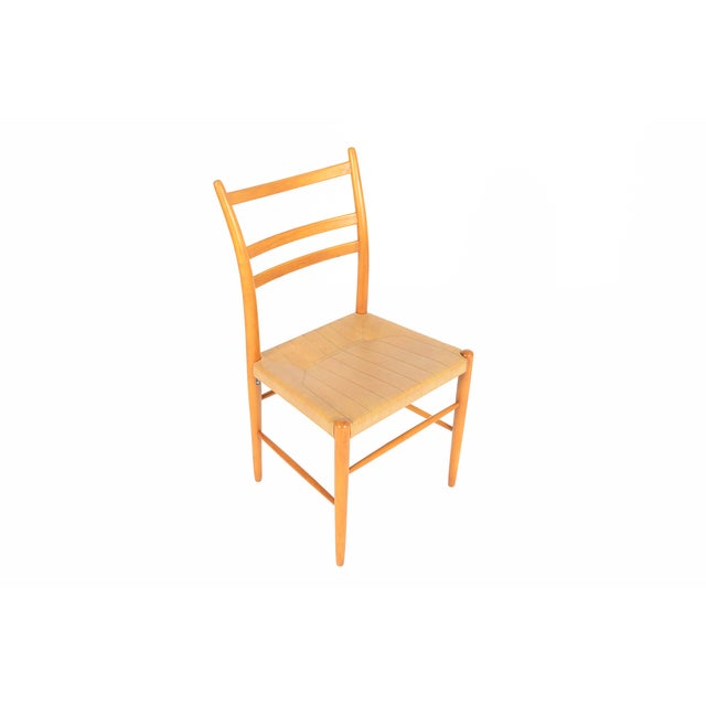 Mid-Century Modern Swedish Yngve Ekström Dining Chairs - Set of 4 For Sale - Image 3 of 11