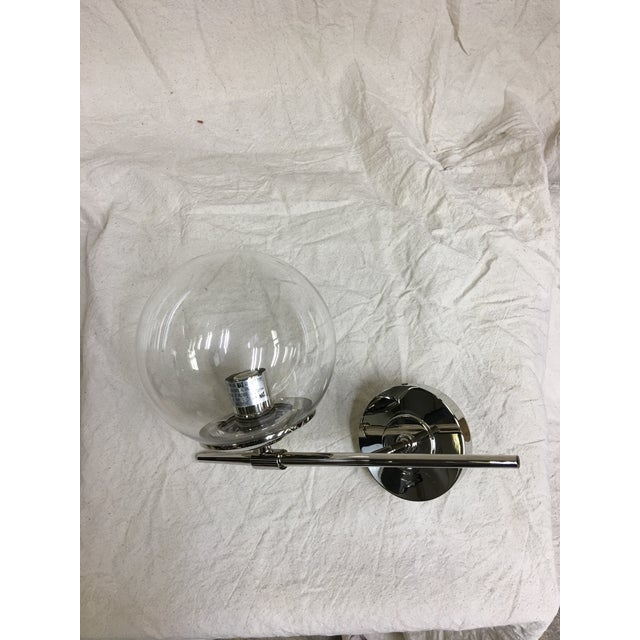 Visual Comfort Visual Comfort Tureene Small Sconce in Polished Nickel 2255pn For Sale - Image 4 of 4