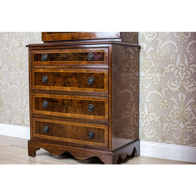 Late 19th-Century Secretary Desk For Sale - Image 9 of 13