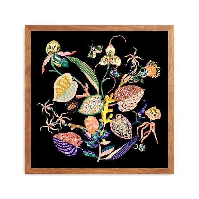 All giclée prints are digitally recreated from scanned original hand paintings by Sarah Gordon. Limited Edition of 50 for...