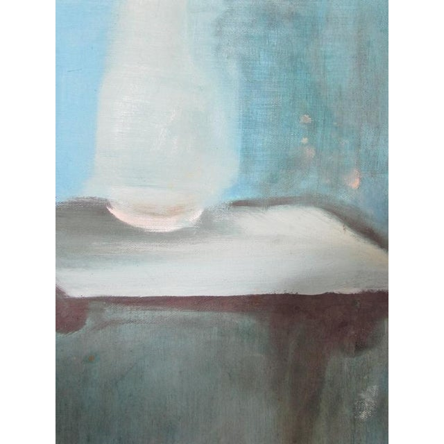 """Figurative """"Grim Jim"""" Oil on Canvas For Sale - Image 3 of 7"""