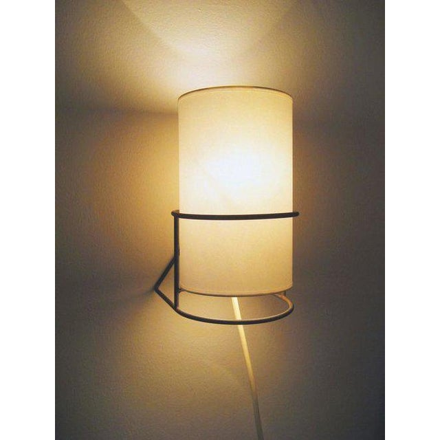 Carl Auböck Carl Aubock '4723' Wall Light For Sale - Image 4 of 7