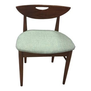 Mid Century Modern Wooden Children's Accent Chair For Sale