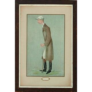 "Classic Vanity Fair Jockey ""Lester"" For Sale"