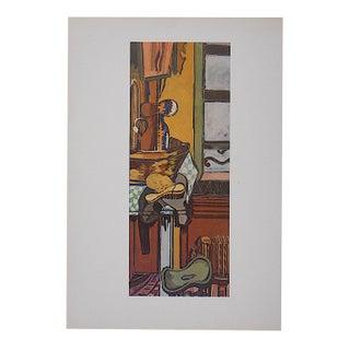 Vintage Braque Lithograph