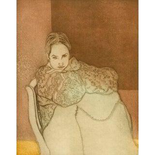 Jacklyn Friedman Art Print - Confrontation