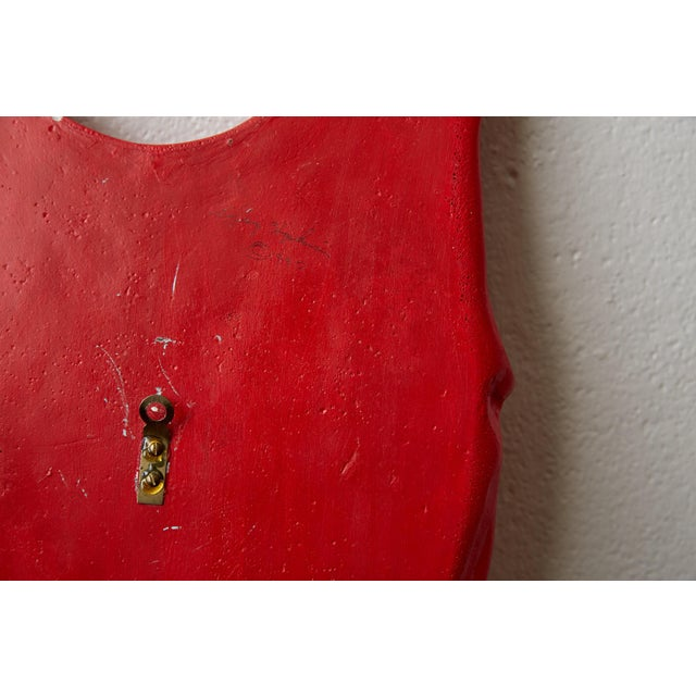 Hanging Bathing Suit Wall Sculpture For Sale - Image 12 of 13
