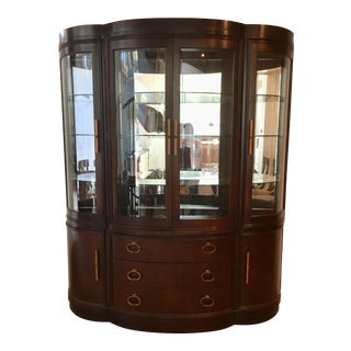Bernhardt Satori Solid Wood Cabinet For Sale