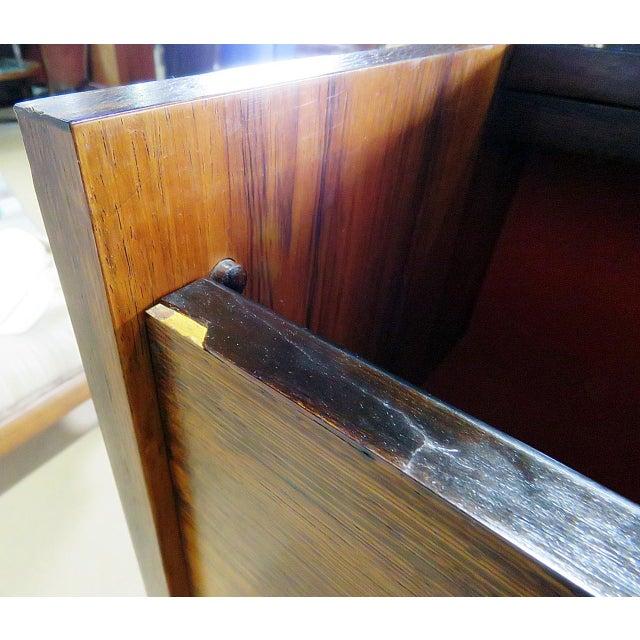 Danish Rosewood Dry Bar For Sale In Philadelphia - Image 6 of 9